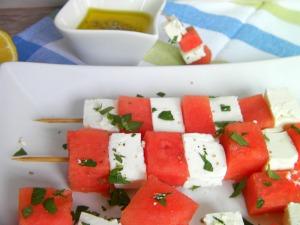 Wassermelonenfetaspieße4