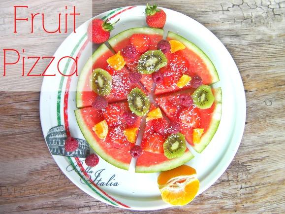 Fruitpizza