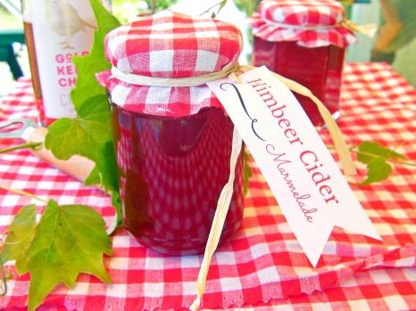 Himbeer Cider Marmelade2