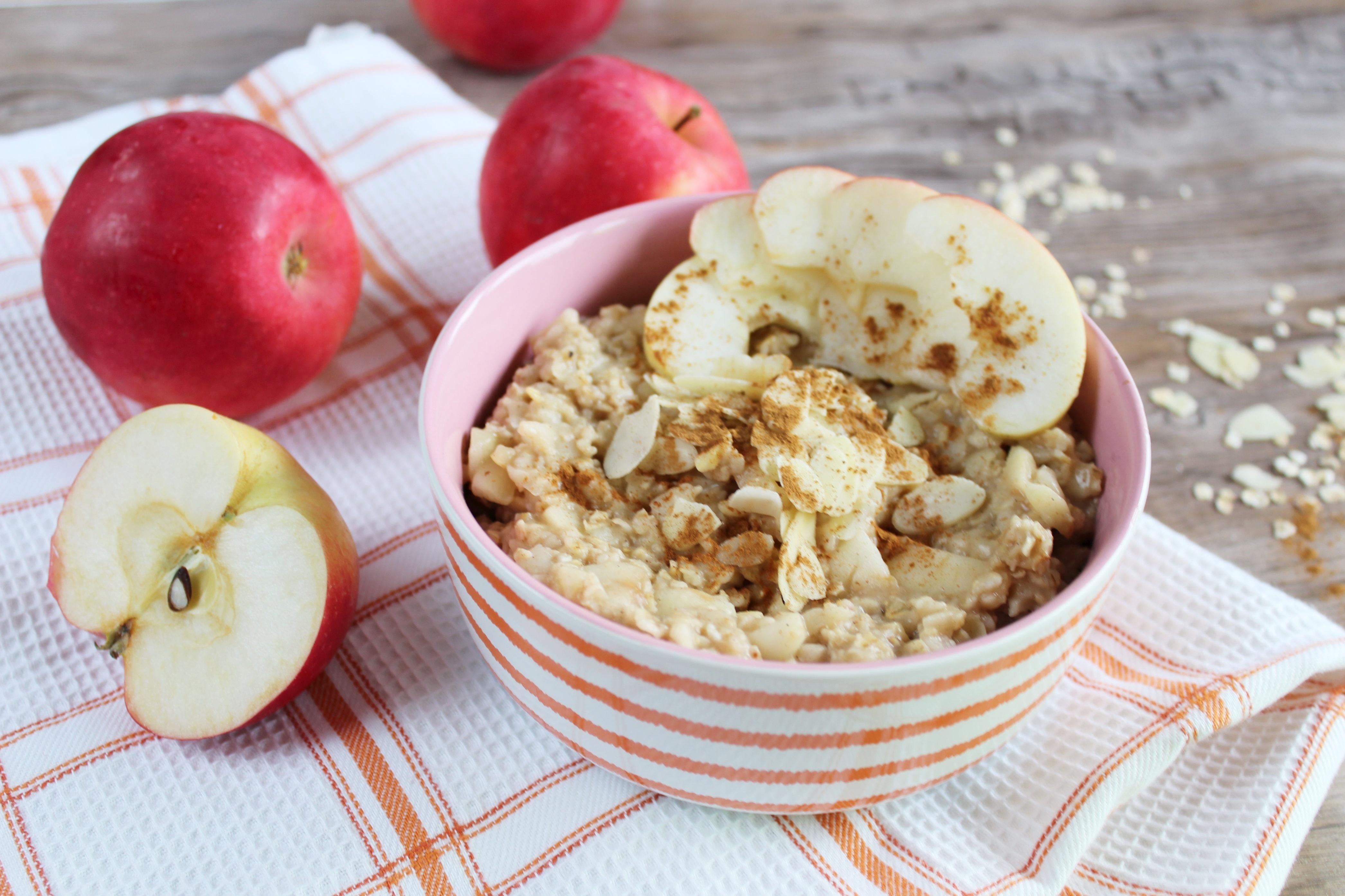 Apfel Porridge (1)