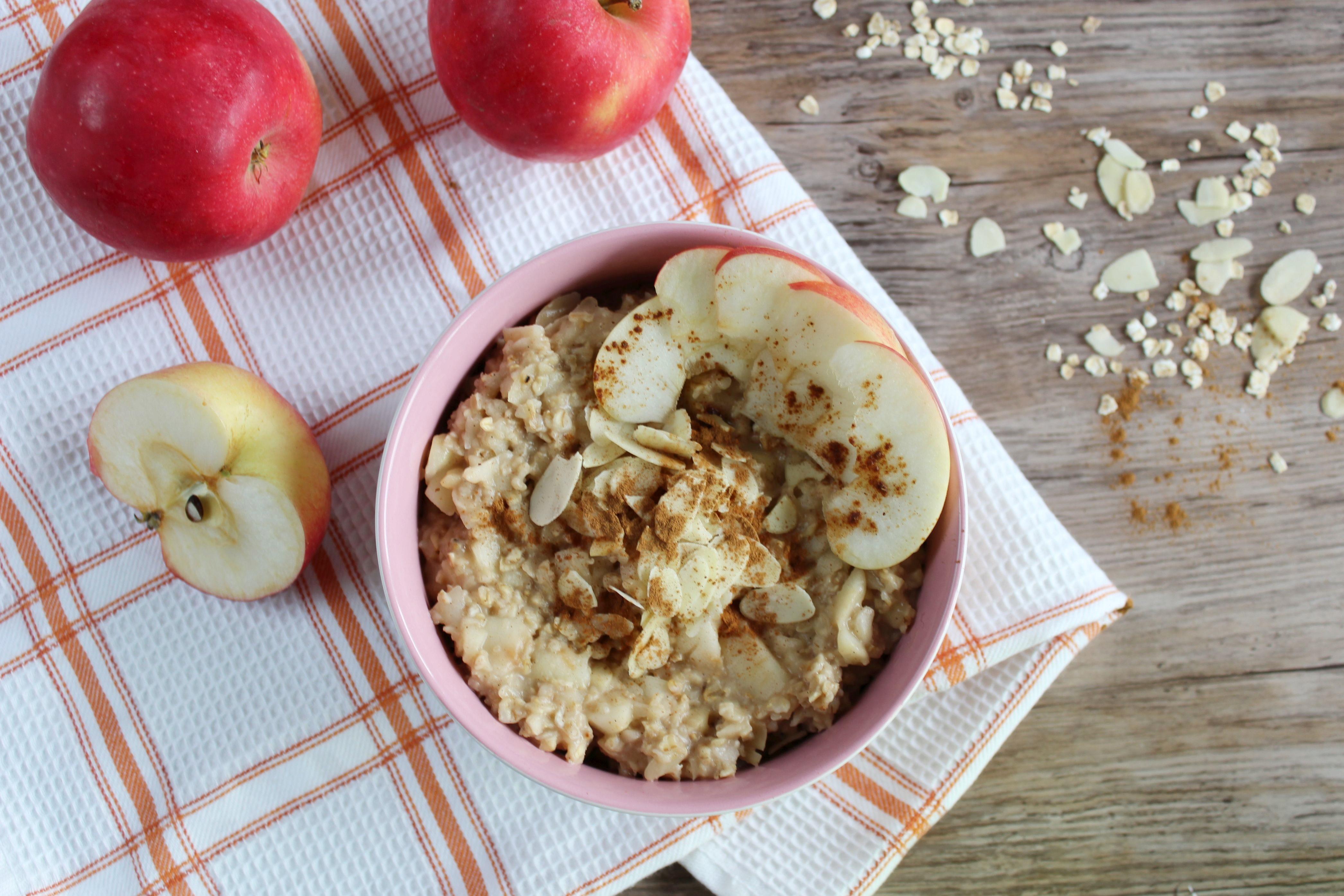 Apfel Porridge (3)