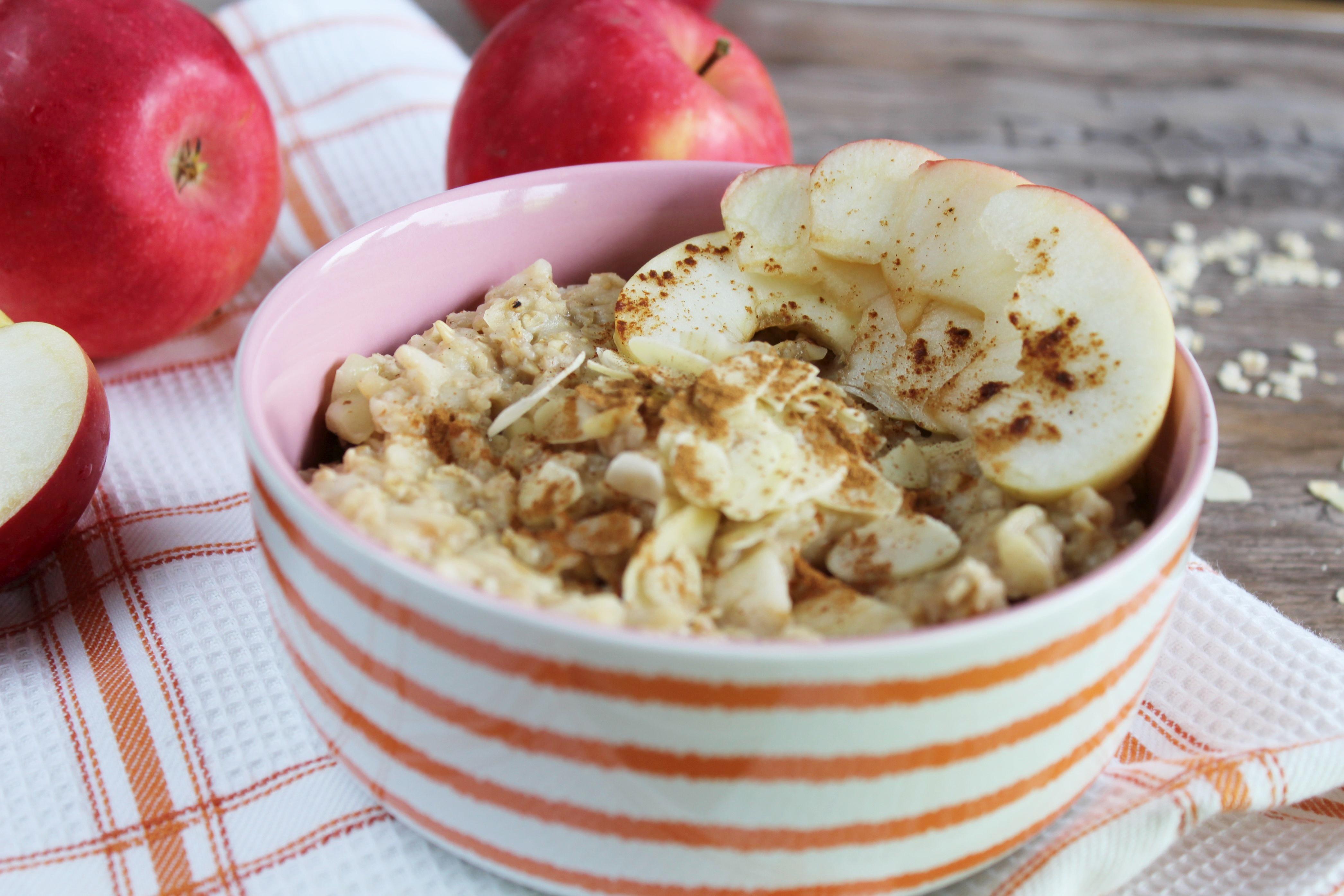 Apfel Porridge (8)