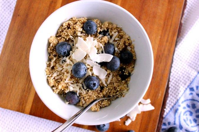 Quinoa Frühstück (5)
